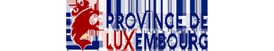 Logo Province Du Luxembourg